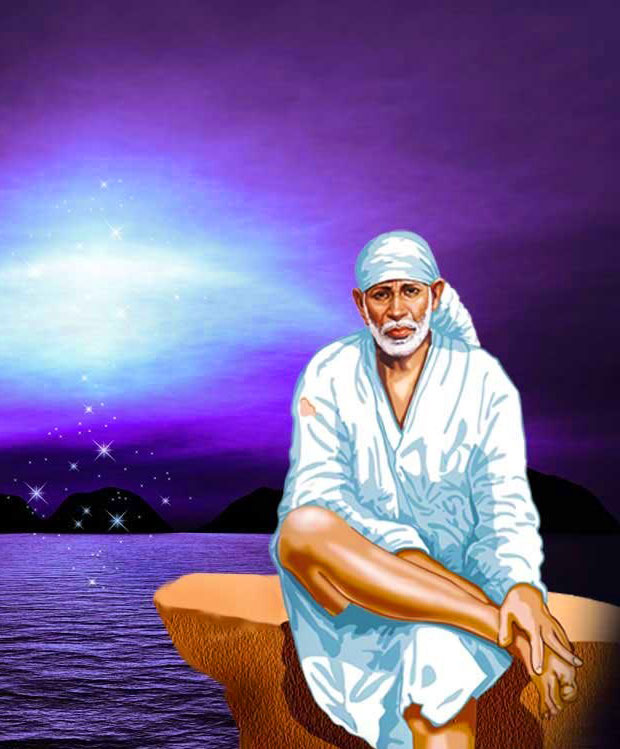 Sai Baba Blessing Images pics for facebook