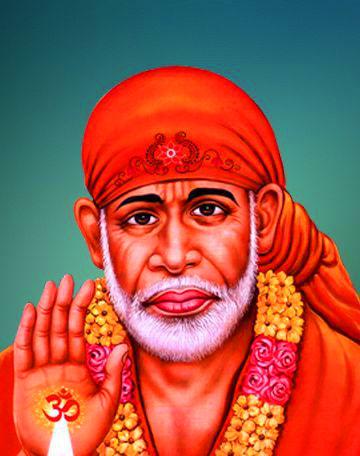 Sai Baba Blessing Images pics free hd