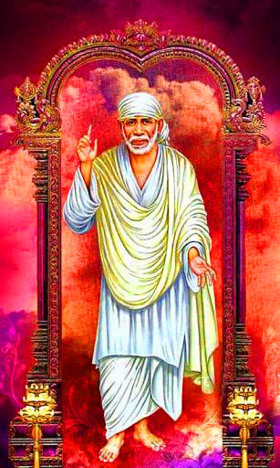 Sai Baba Blessing Images wallpaper