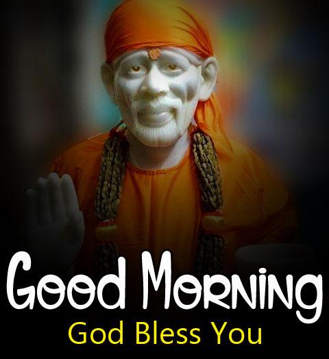 Sai Baba Good Morning Images pics