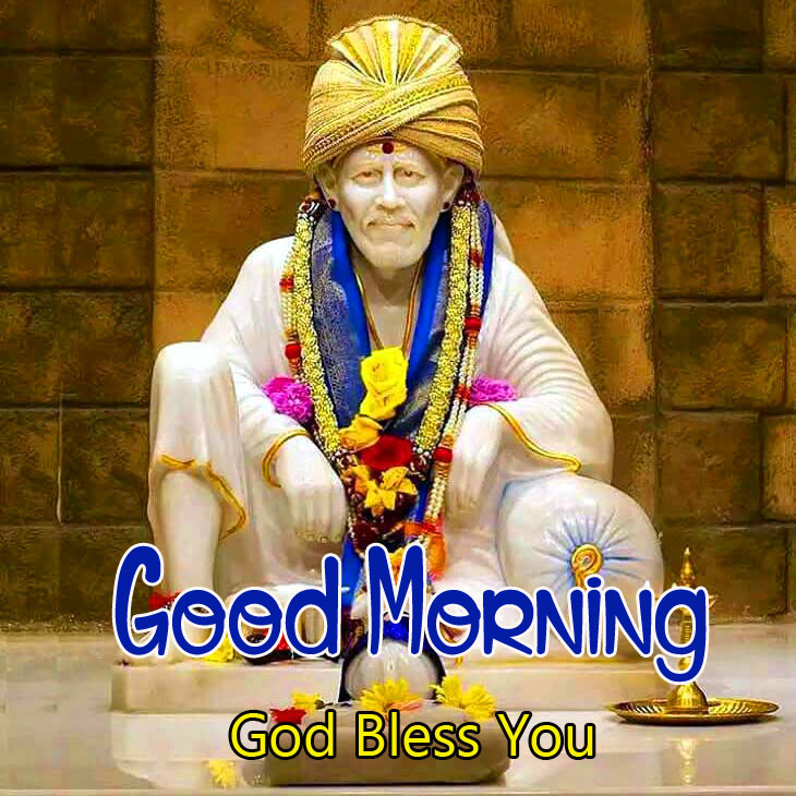 Sai Baba Good Morning Images pictures free hd 2