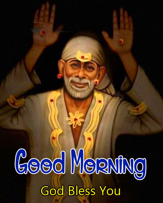 Sai Baba Good Morning Images pictures