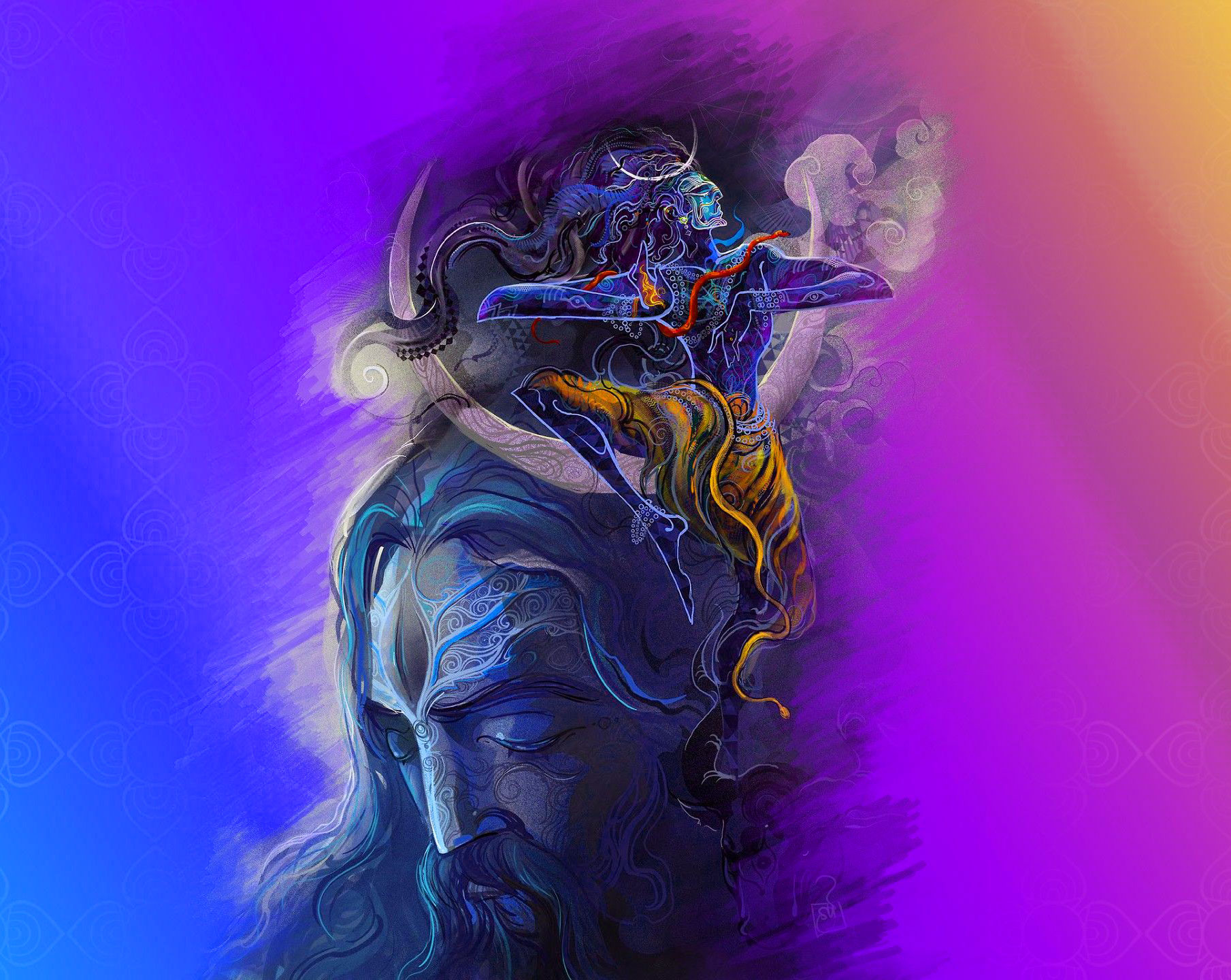 Shiva Images wallpaper photo for download