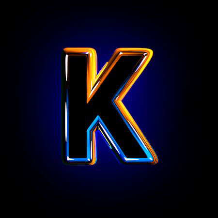 Stylish K Name Dp Images pics for facebook