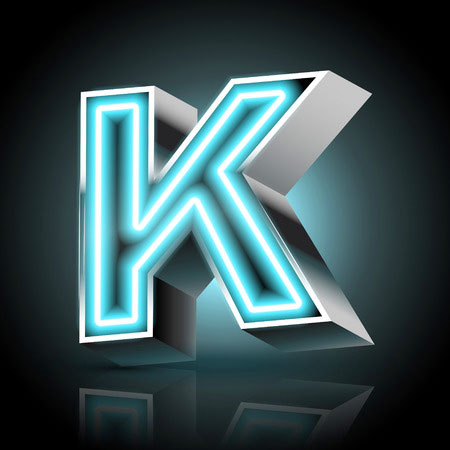 Stylish K Name Dp Images pictures for hd
