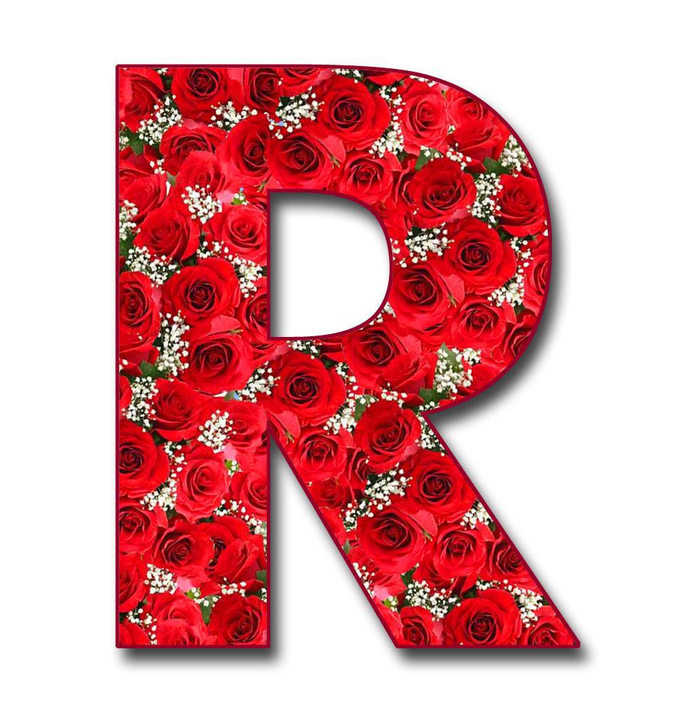 Stylish R Name Dp Images photo pics