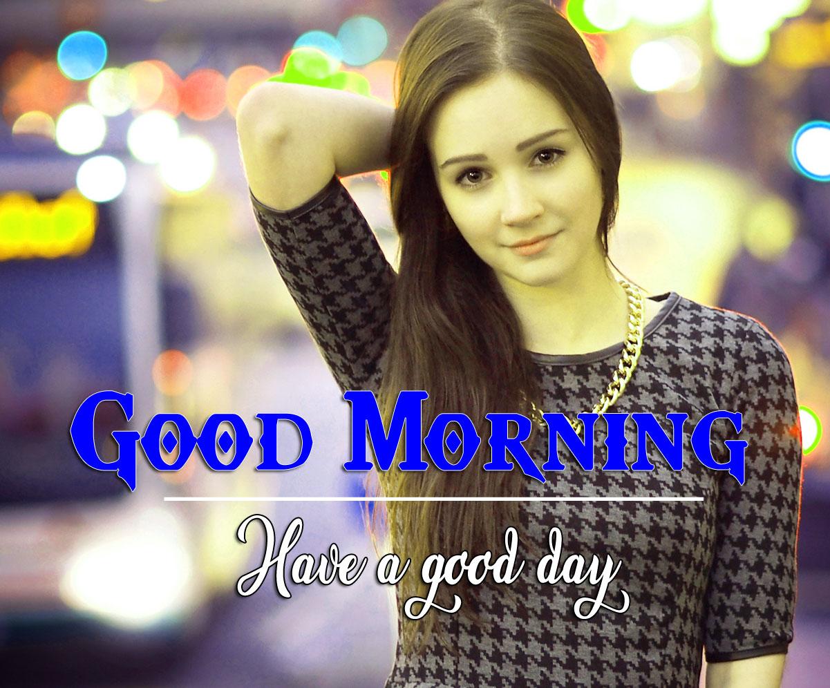 Stylsih Girls Good Morning Pics Images Download