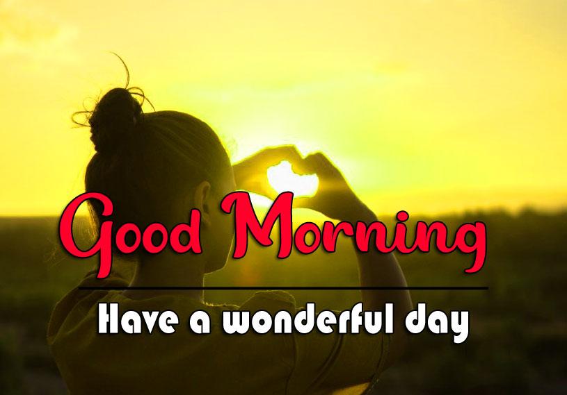 Sunrise good morning Whatsapp dp Images Picd
