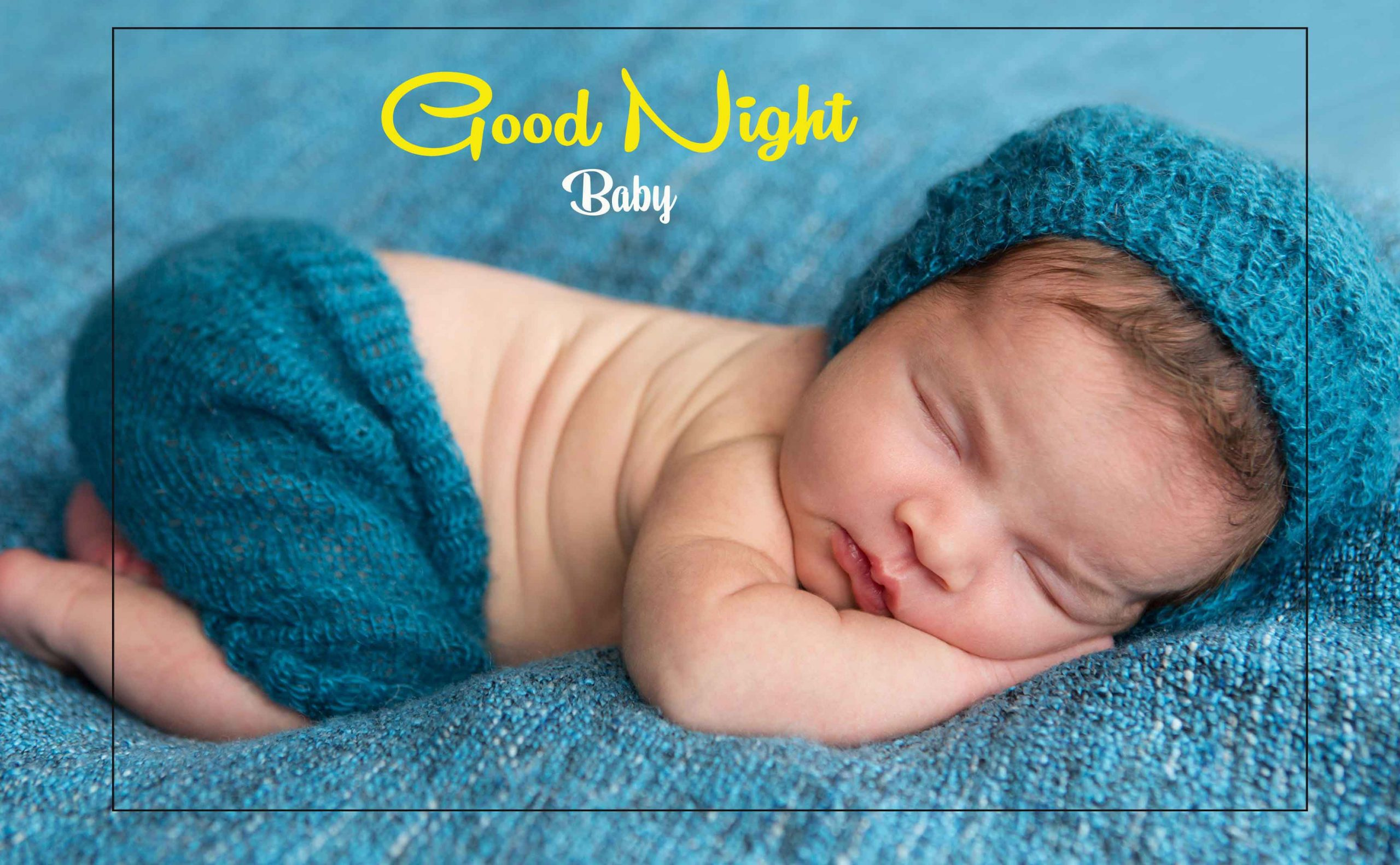 Top HD good night cute baby Images for Whatsapp