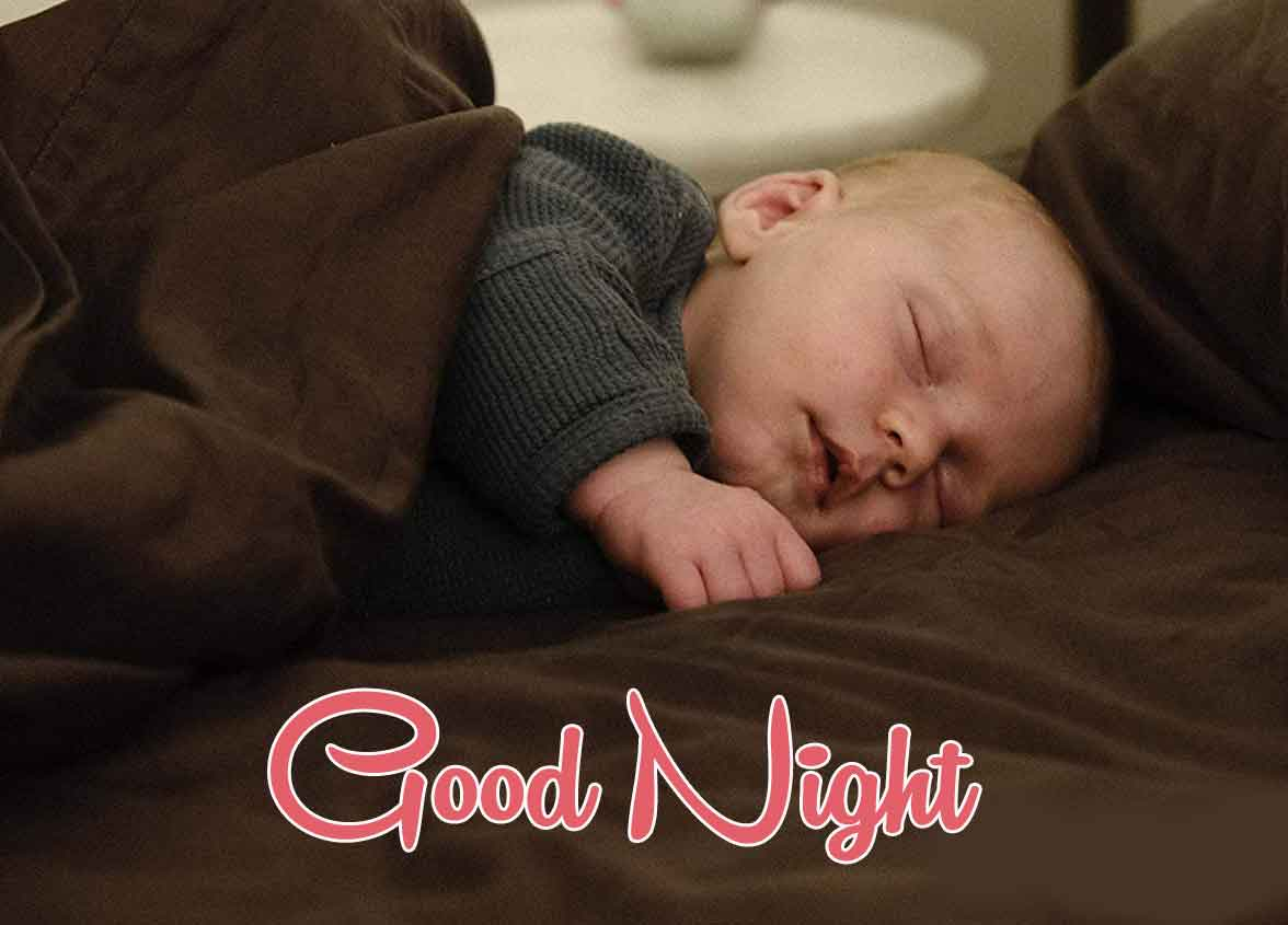 Top Quality good night cute baby Images Pics HD Download