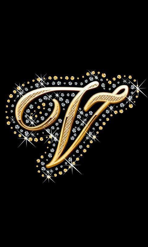 V Name Dp Images photo for download