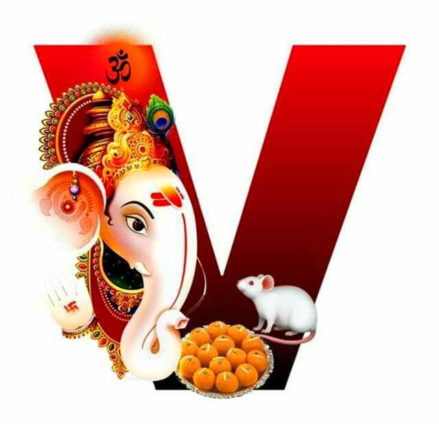 V Name Dp Images