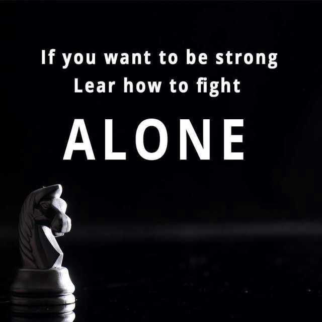 alone Latest Superb Whatsapp Dp Images photo hd download