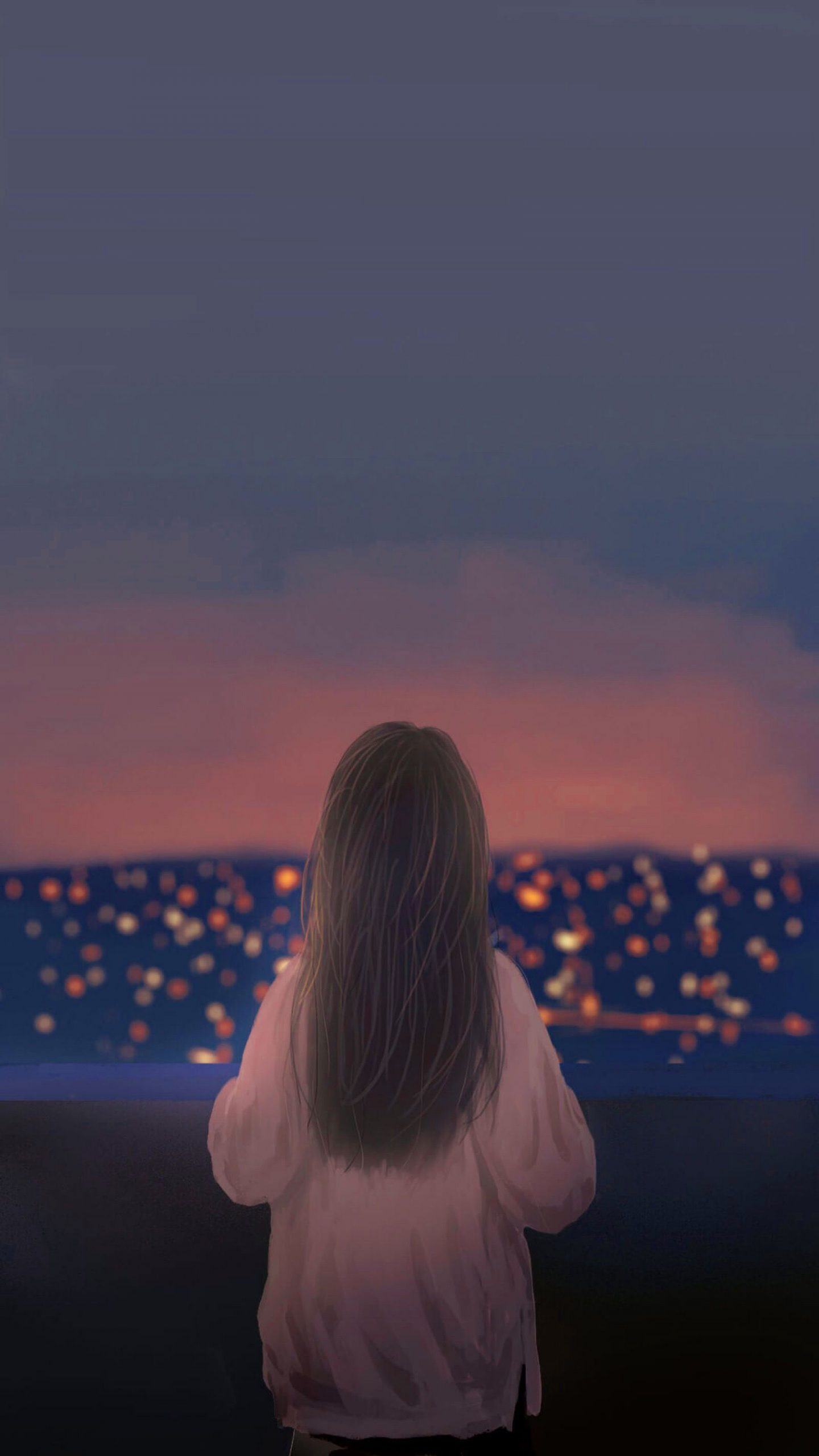 alone girl 1080p Latest Sad Cartoon Dp Images