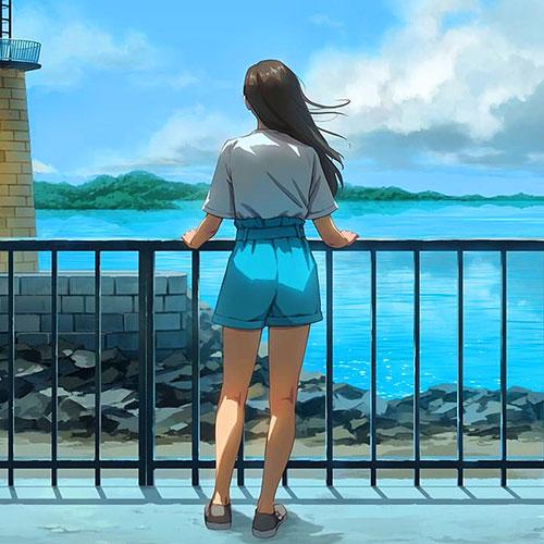 alone girl hd Profile Images 1