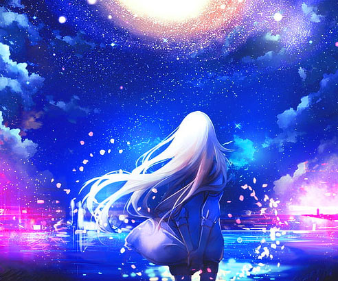 anime Sad Cartoon Dp Images photo hd