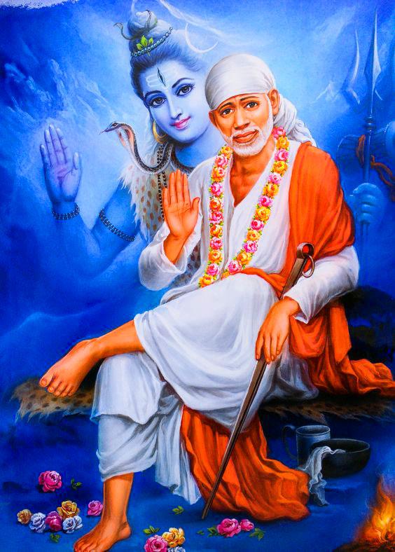 bhagwan Sai Baba Blessing Images