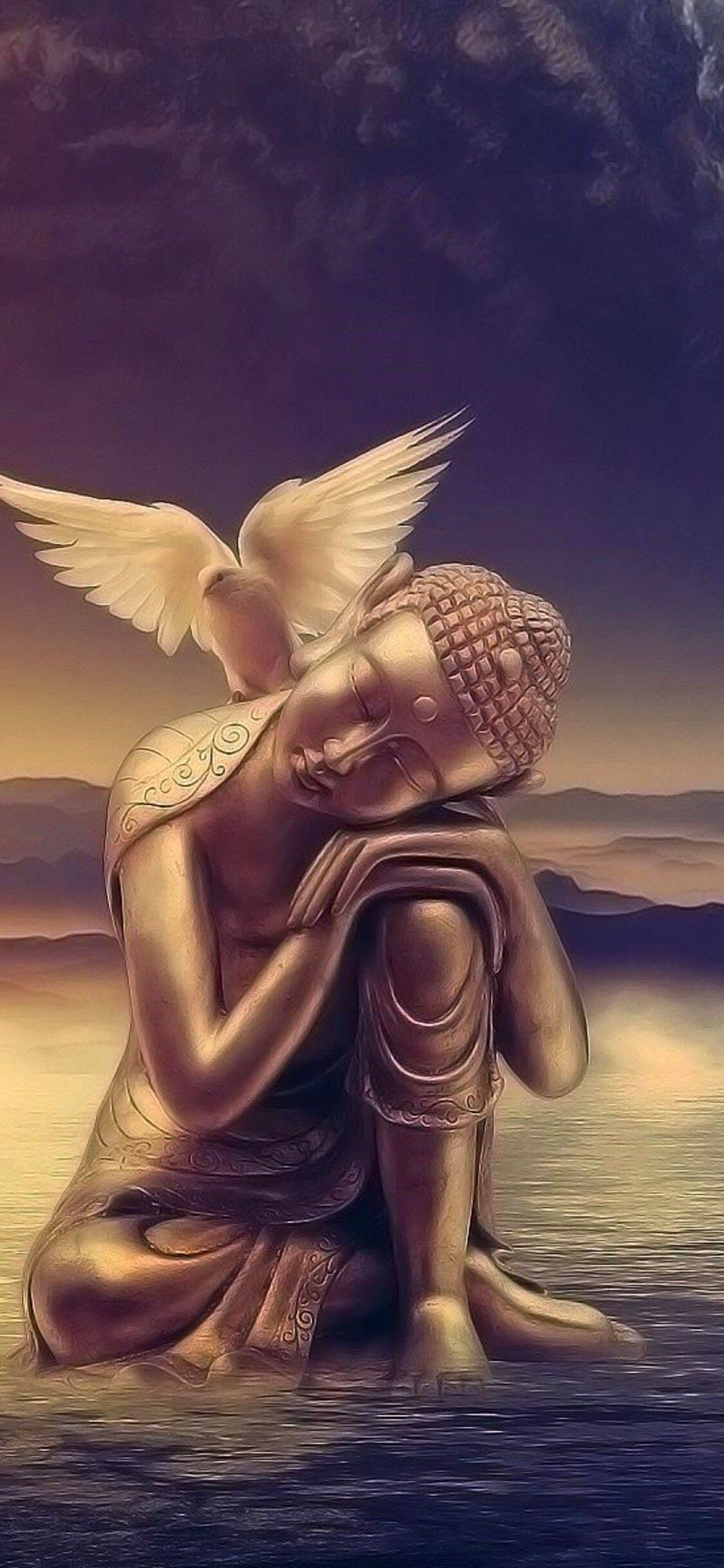 budhda Peaceful Whatsapp Dp Images