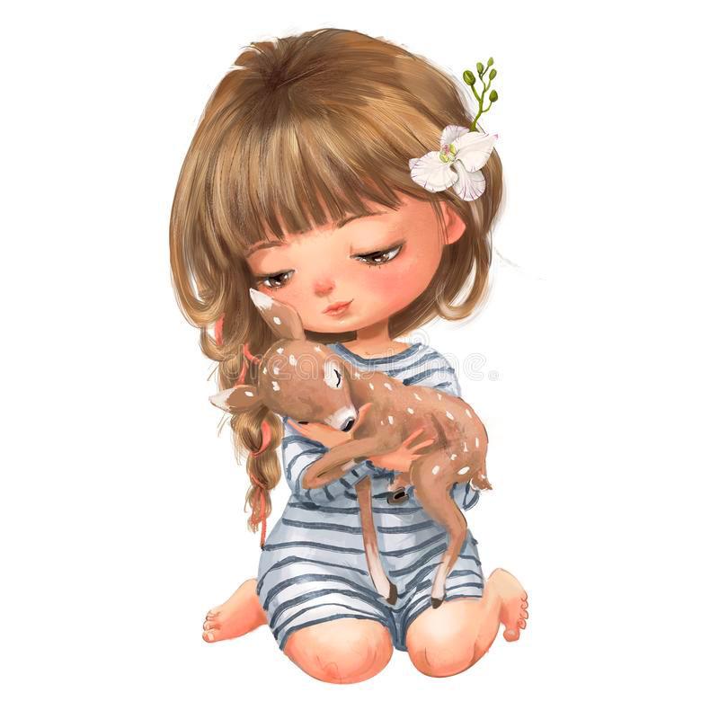 cartoon baby Attractive Cute Whatsapp Dp Images