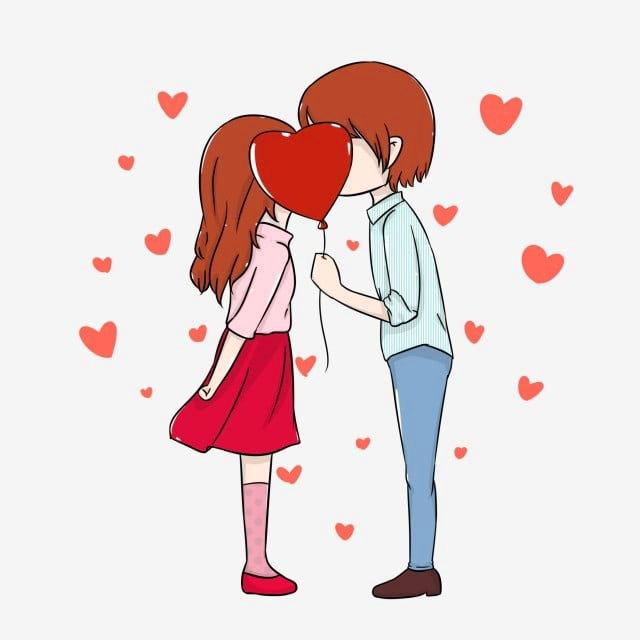 cute couple Girlfriend Whatsapp Profile Images