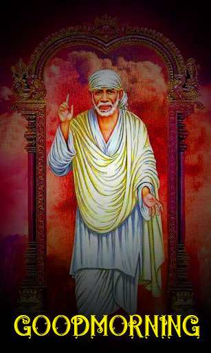 download of Latest Sai Baba Good Morning Images 2021