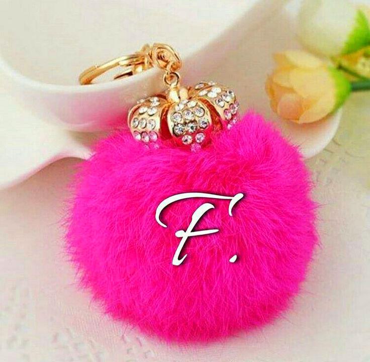 f latter Cute Whatsapp Dp Images