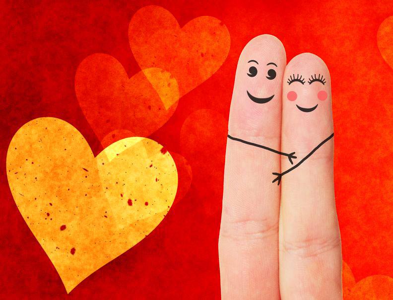 finger Girlfriend Whatsapp Profile Images