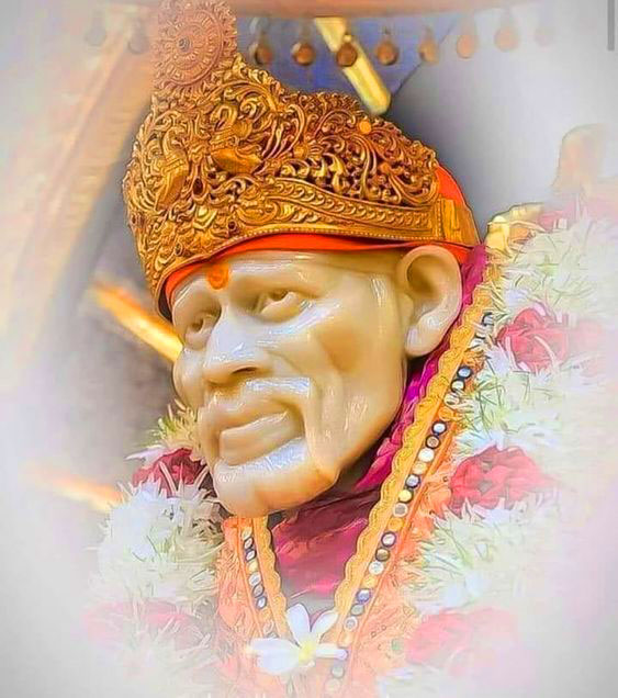 free Beautiful Sai Baba Blessing Images for whatsapp