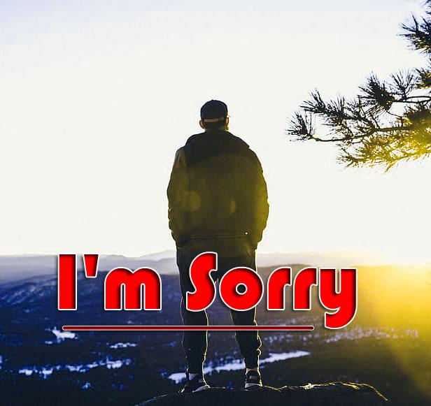 free HD Sad l am sorry Pics Wallpaper