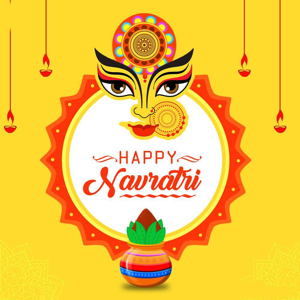free Happy Navratri Images