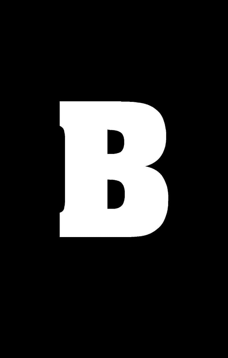 free New B Name Dp Images