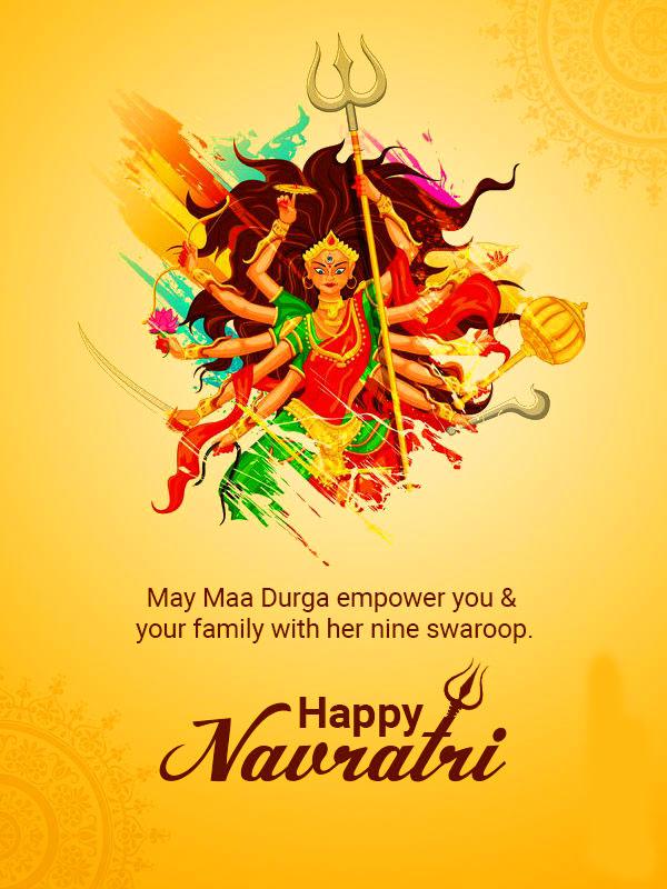 free New Happy Navratri Images
