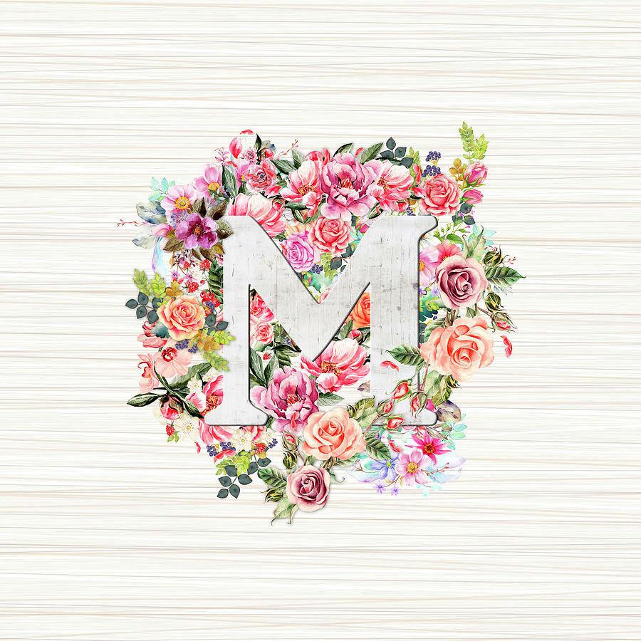 free Nice M Name Dp Images