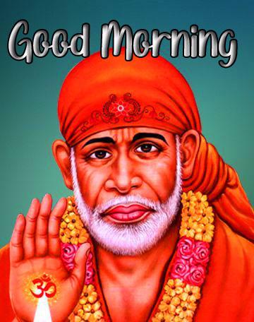 free Nice Sai Baba Good Morning Images 2