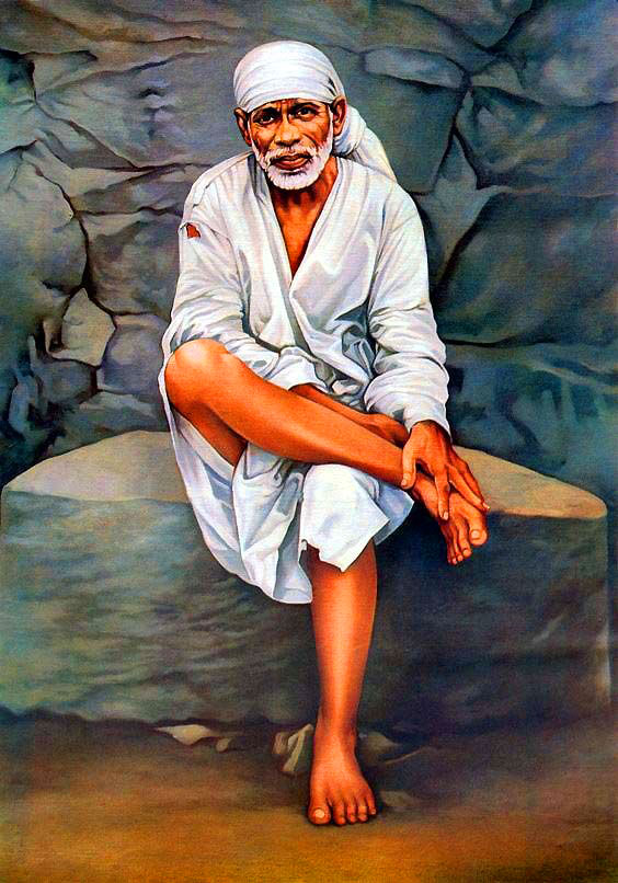 free Sai Baba Blessing Images
