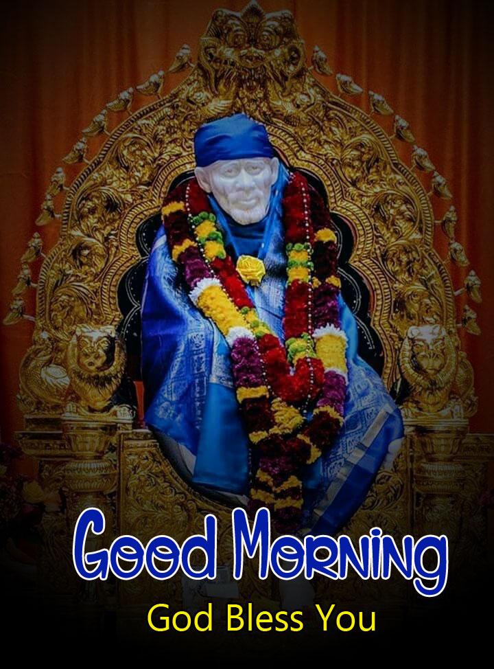 free Sai Baba Good Morning Images