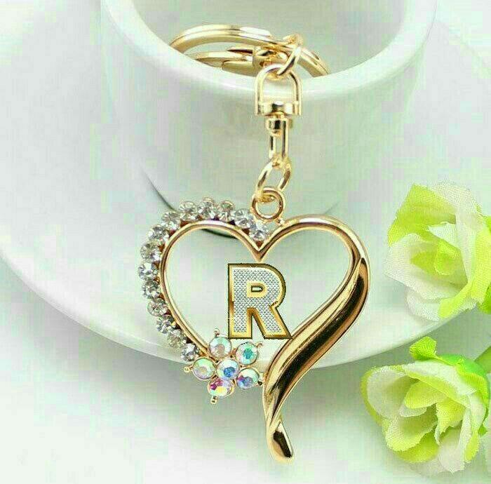 free Stylish R Name Dp Images 1