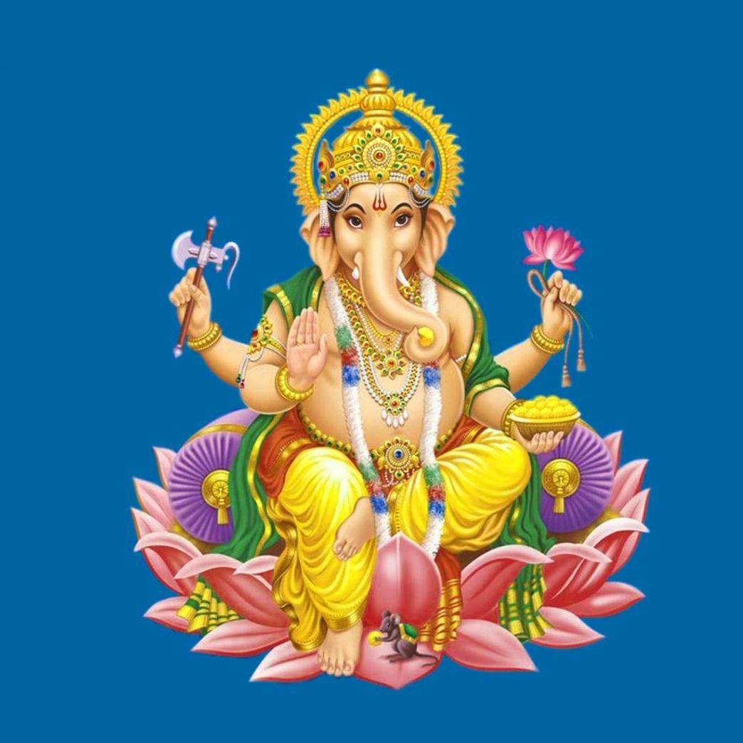 free ganesha God Dp Images hd
