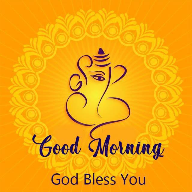 free ganesha good morning images