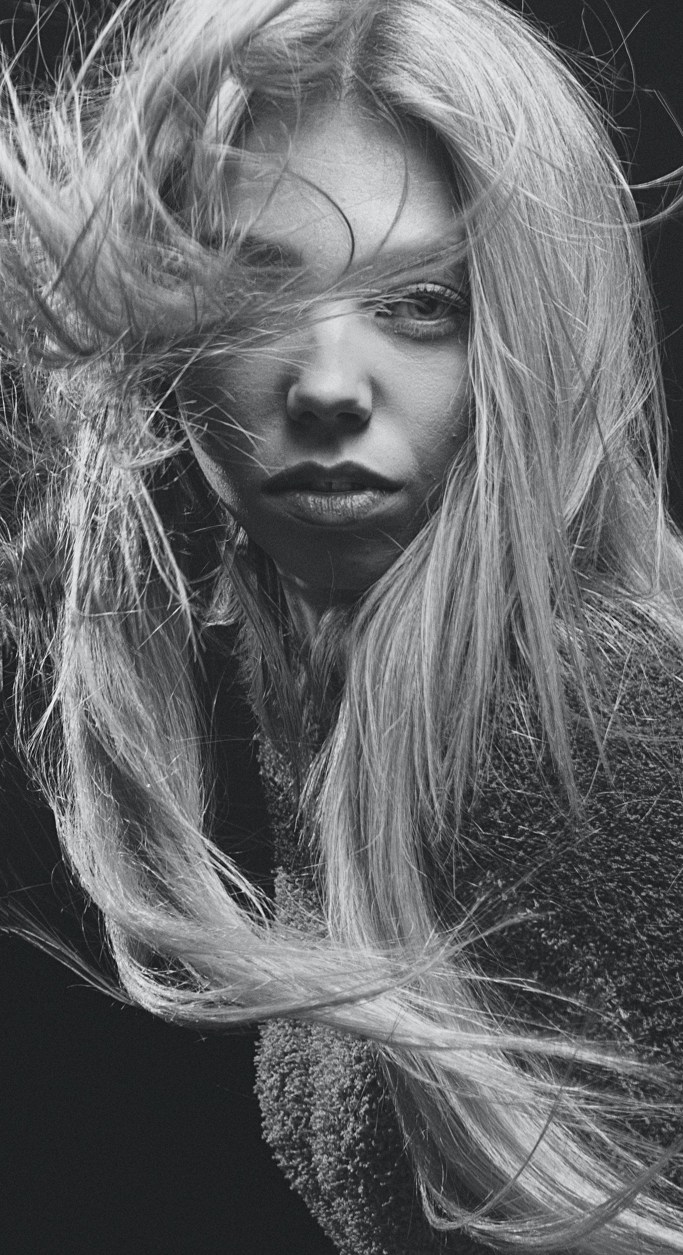 free girl sad face whatsapp dp images