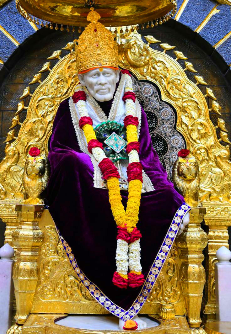 free hd Beautiful Sai Baba Blessing Images photo