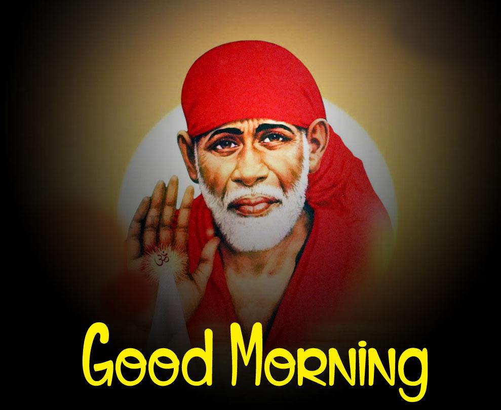 free hd Latest Sai Baba Good Morning Images 2021