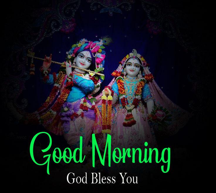 free hd Radha Krishna Good Morning Images 2021