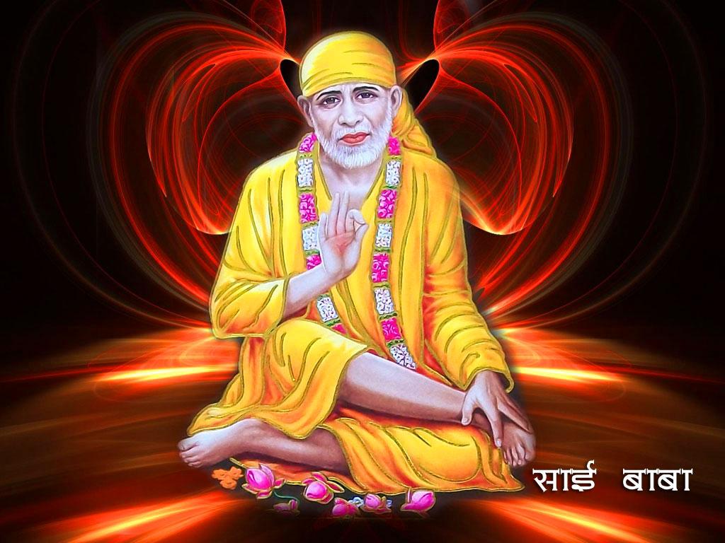 free hd shirdi Sai Baba Blessing Images