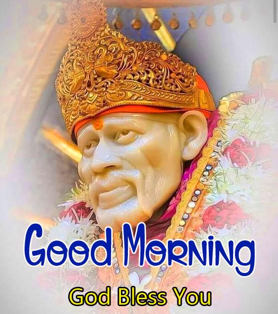 free pics of Sai Baba Good Morning Images