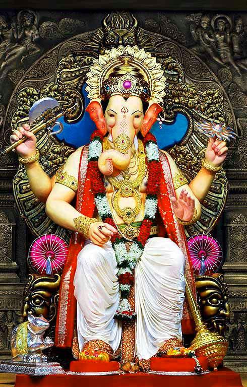 ganesha God Dp Images