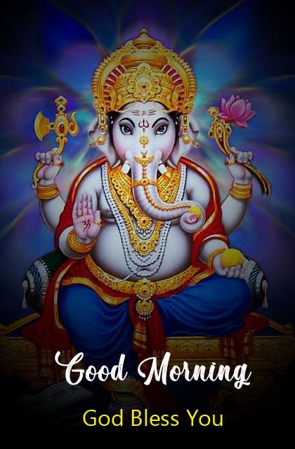 ganesha good morning images 1