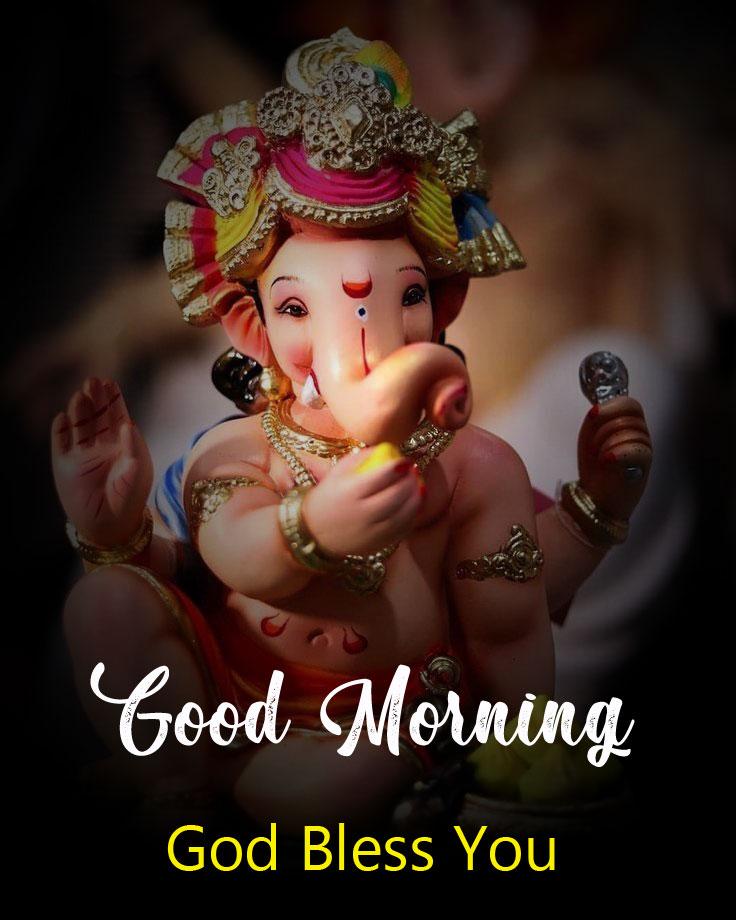 ganesha good morning images download