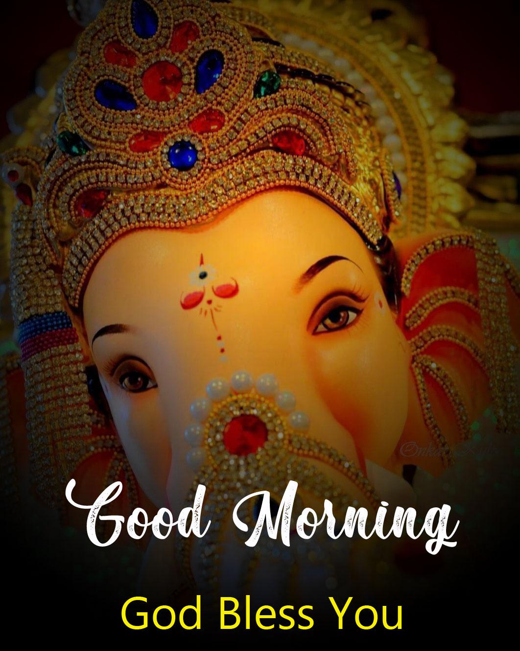 ganesha good morning images for insta