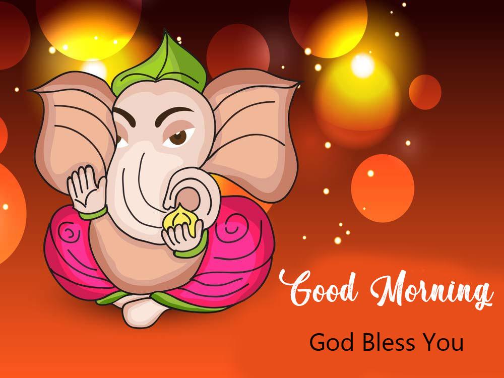 ganesha good morning images for status